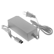 Voberry Power Supply Ac Adapter Charger Replacement For Nintendo Wii Console Video Game - Intl By Lucky Girl Store.