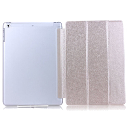 Vococal PU Leather Flip Cover for iPad Air (Champaigne)