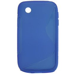 Vococal TPU Protective Case for LG L40 Series III (Blue)