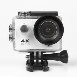 W8 1080P 4K ULTRA HD Sports Action Camera (White)