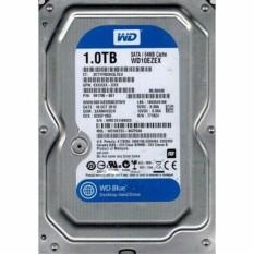 WD Blue 1TB Desktop Hard Disk Drive - 7200 RPM SATA 6Gb/s 64MB Cache