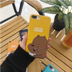 iPhone Case We Bare Bears - W1 (iP6/s)