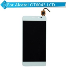 For Alcatel One Touch Idol X+ X Plus OT6043 LCD Display+Touch Screen Digitizer + tools