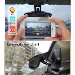 Wifi Car DVR Full HD 1080P Hidden Video Recorder Night Vision Wide Angle