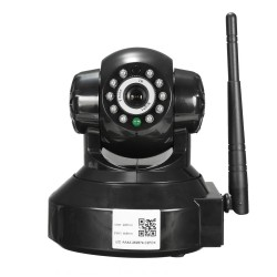 Wireless 720P Pan Tilt Network Security CCTV IP Camera Night Vision WiFi Webcam - intl