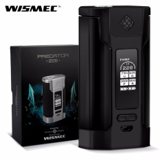 Wismec Predator 228W Variable Temperature Control Box Mod