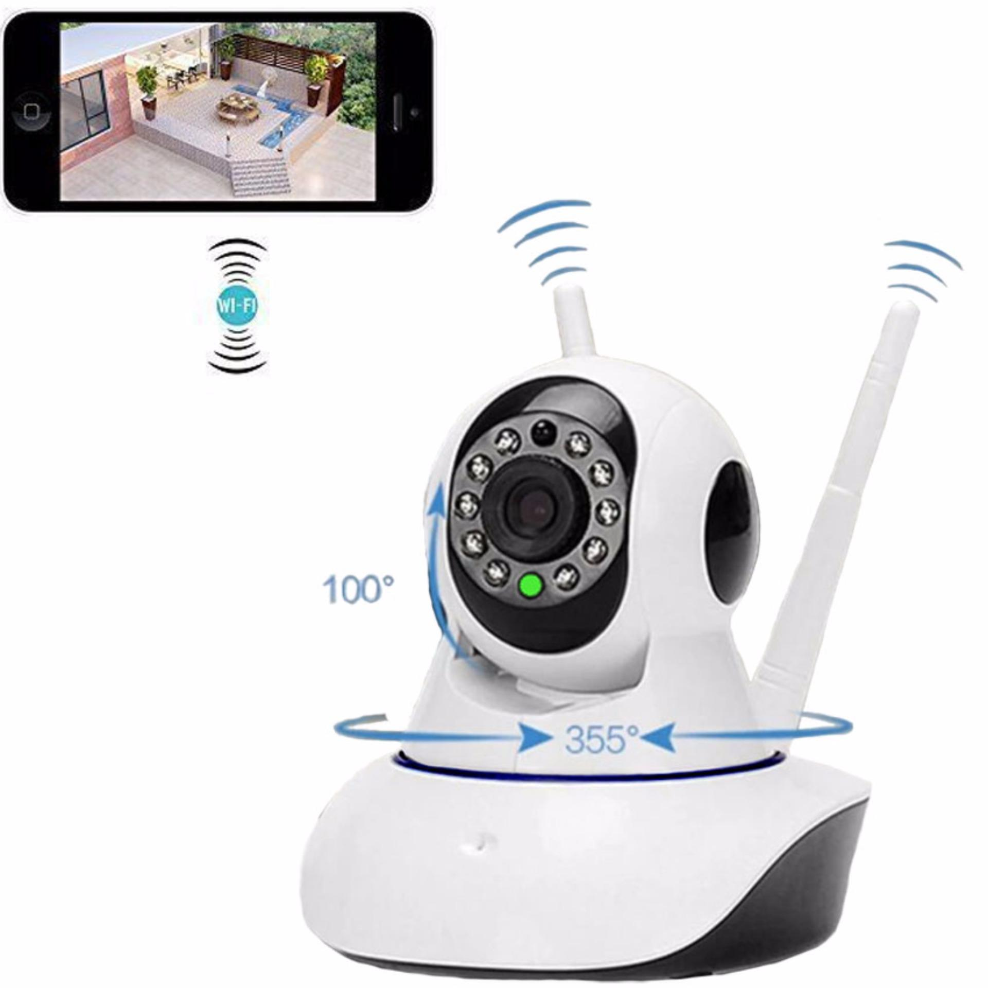 WNC-01 IP CCTV Wireless Network Camera WIFI Home Monitor Camera with Smartphone Alerts and