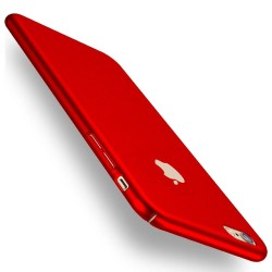 X-Level Slim Hard Case With Cut Out For iPhone 6 (Red)