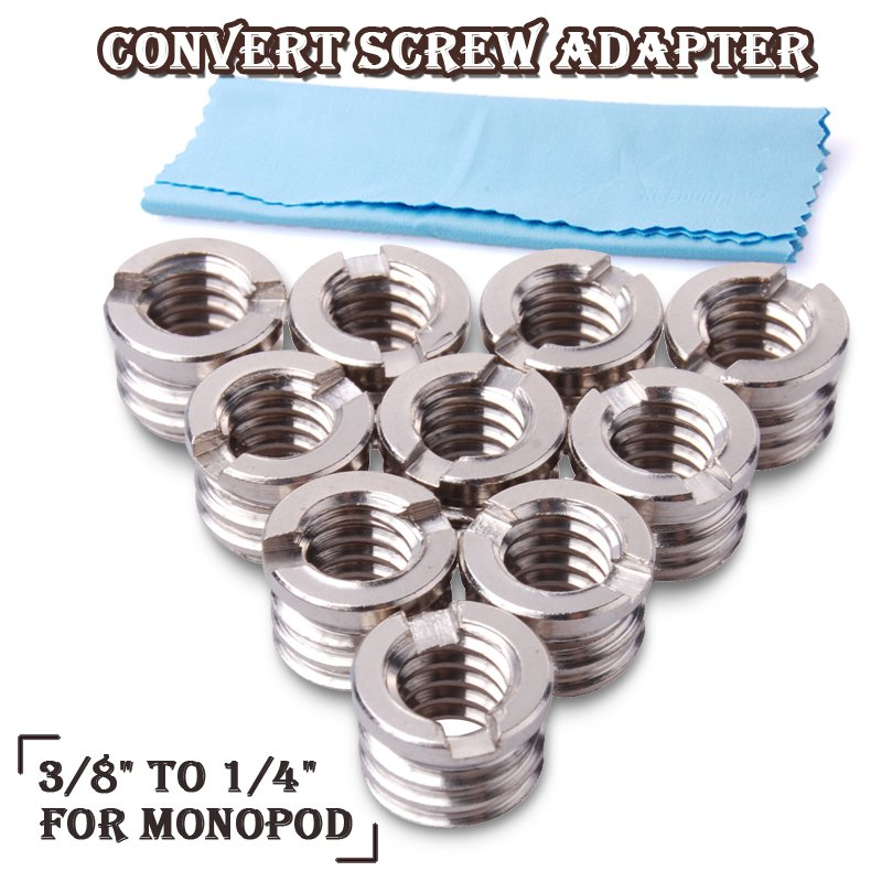 XCSOURCE Convert Screw Adapter 10-piece Set product preview, discount at cheapest price