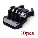 XCSOURCE OS193 Buckle Clip Mount for GoPro Hero Set of 10 - thumbnail 4