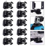 XCSOURCE OS193 Buckle Clip Mount for GoPro Hero Set of 10 - thumbnail 1