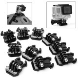 XCSOURCE OS193 Buckle Clip Mount for GoPro Hero Set of 10 - thumbnail 2