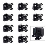 XCSOURCE OS193 Buckle Clip Mount for GoPro Hero Set of 10 - thumbnail 5