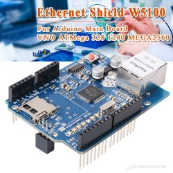 XCSOURCE W5100 Ethernet Shield for Arduino Main Board