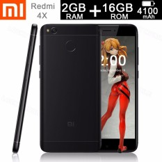 Xiaomi Redmi 4X 2GB Ram 16GB Rom Octa Core 1.4GHz (Matte Black) Philippines