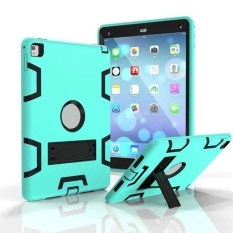 YBC Shockproof Rugged Three-Layer Defender Cases Cover With StandFor iPad mini 1 2 3