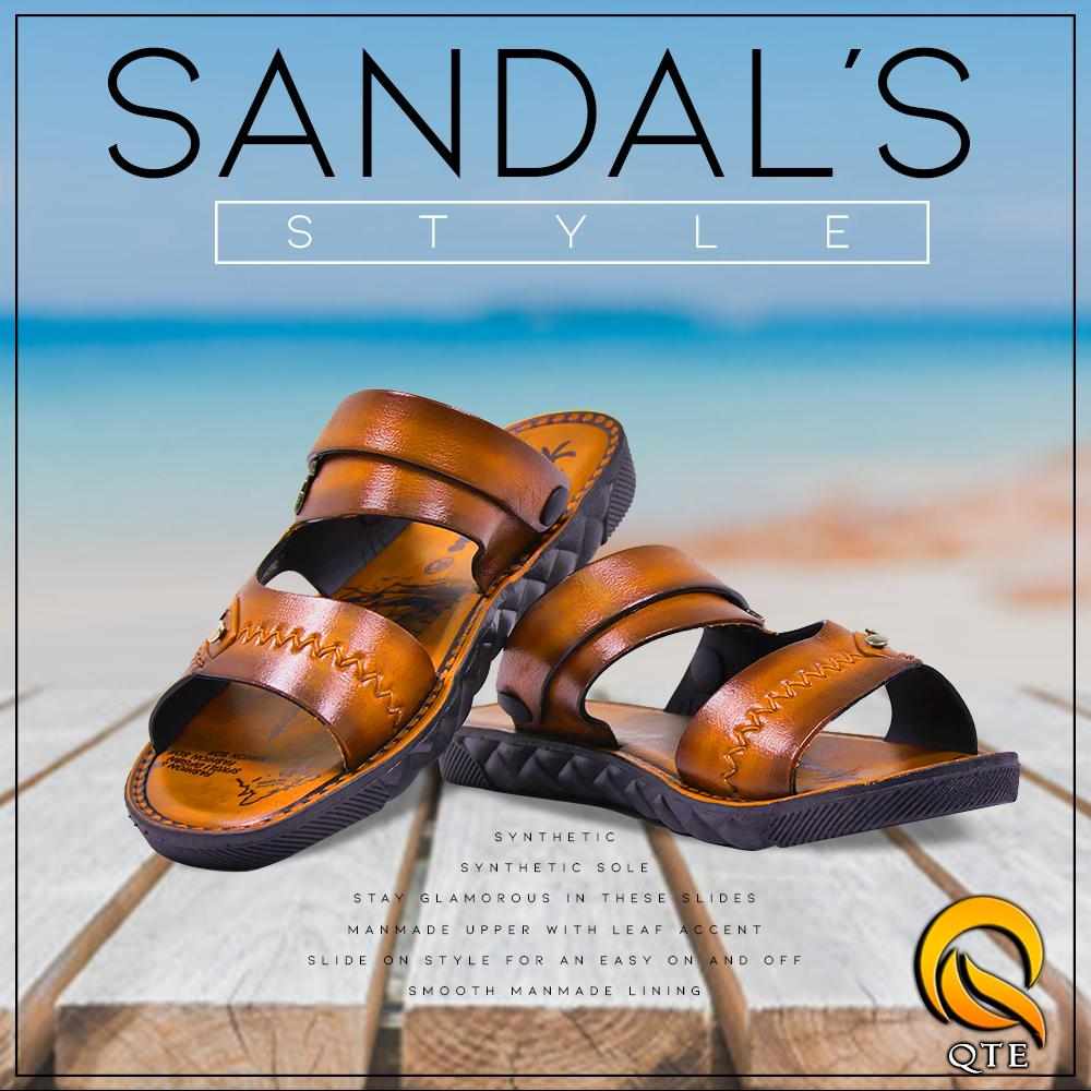 317 Comfortable Sandals For Men By Qte Online Shop.