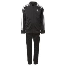 adidas ORIGINALS Sst Unisex trẻ em Màu đen DV2849