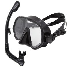 2016 New whale Brand Water Sport Mask Diving Snorkeling Tool Snorkel Mask And Breathing Tube Combo