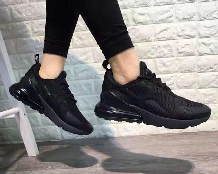 nike air max 270 mens all black