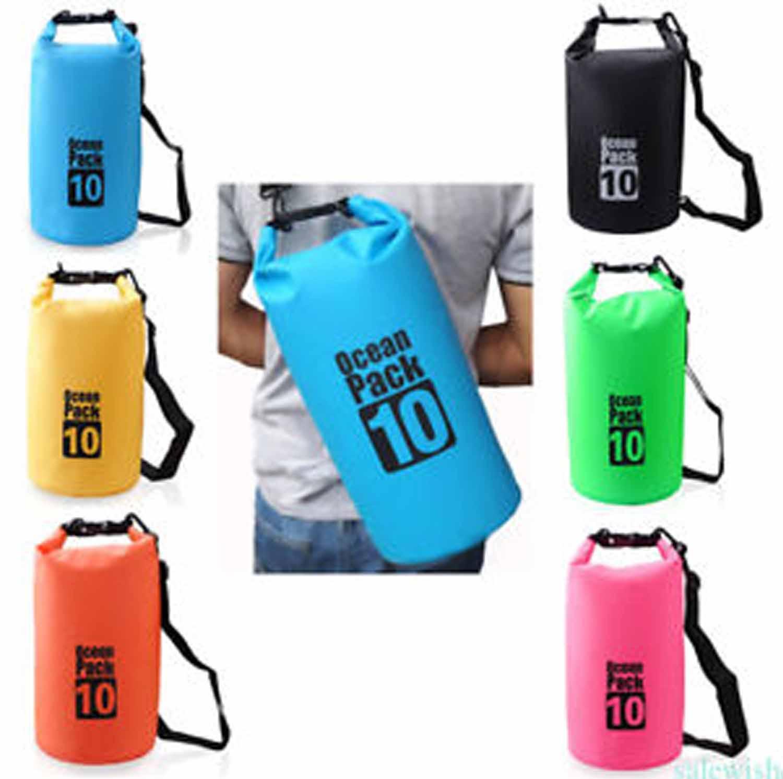 Ocean Pack 5 Liter Universal Swimming Diving Hiking Waterproof Storage Bag Portable Outdoor Waterproof Dry Bag