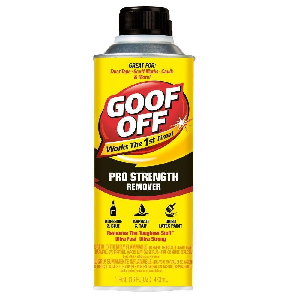 Goof Off Professional Strength Remover, 16 oz  473ml