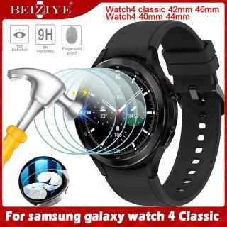 Phim kính cường lực cho Samsung Galaxy Watch 4 40mm 44mm Watch4 Classic 42mm 46mm HD Clear Full Screen Protector Film thumbnail