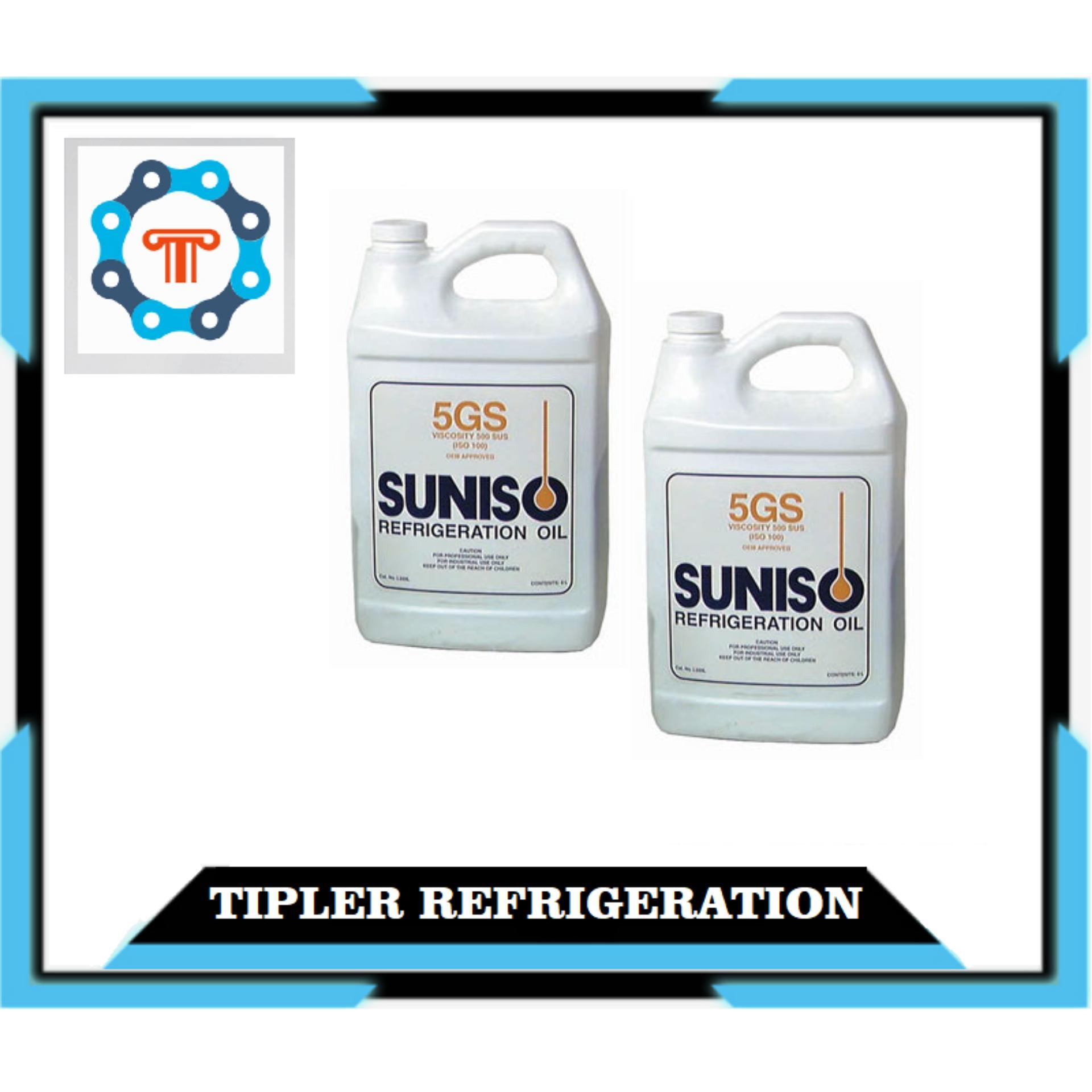 Suniso 5gs for Refrigerant oil R22, R600a, R290