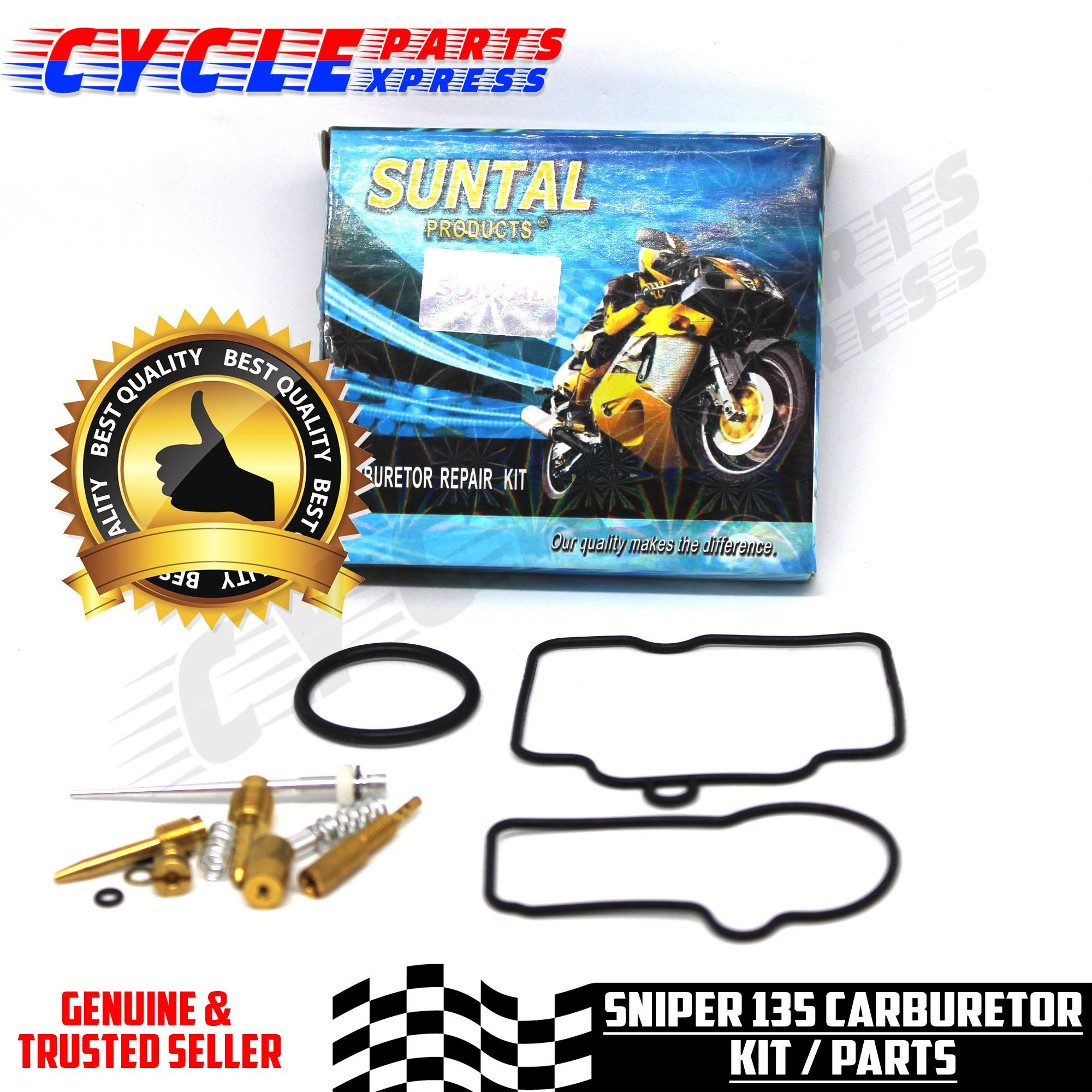 SUNTAL CARBURETOR REPAIR KIT FOR SNIPER 135
