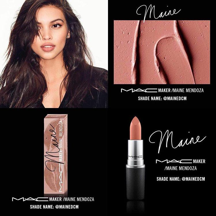 Lipstick by MAINE MENDOZA