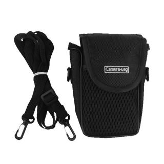 Sporter Túi đựng máy ảnh nhỏ gọn Sky Wing Túi mềm đa năng + Dây đeo màu đen 3 kích thước thumbnail