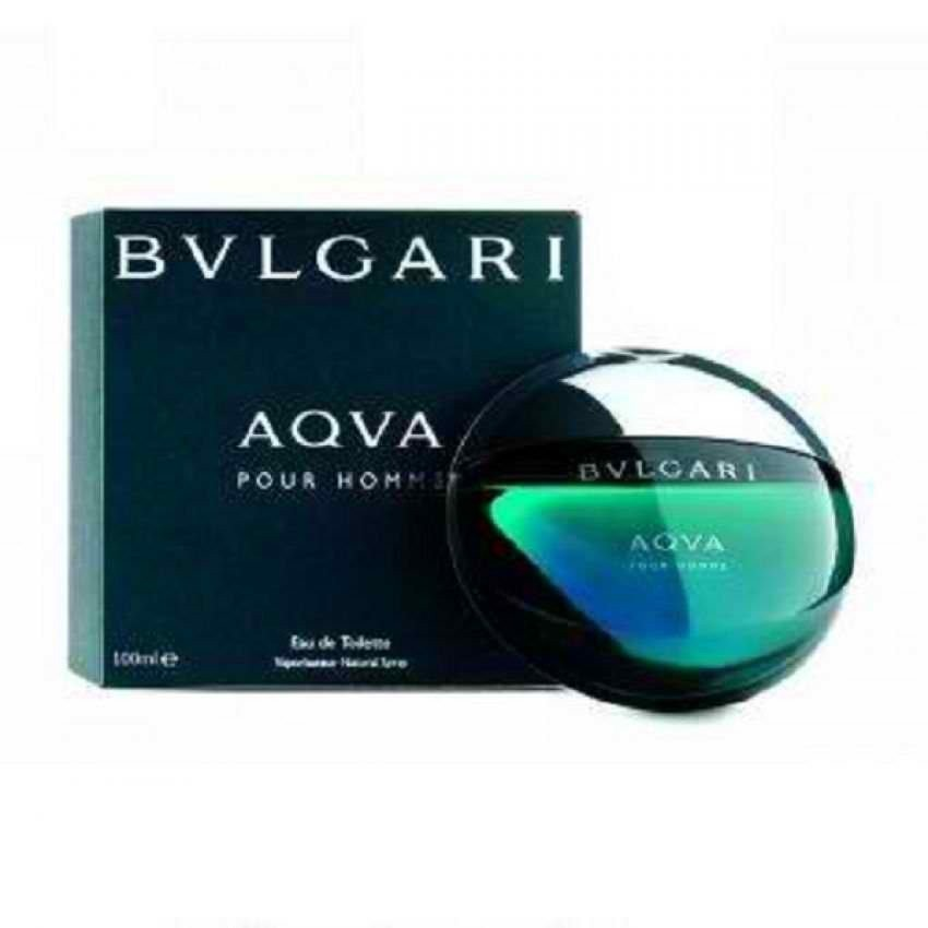 Bvlgari Aqva Eau de Toilette for Men 100ml