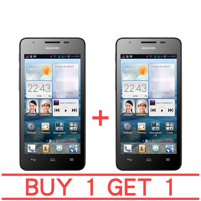 Huawei G520 Android Mobile Phone Black Buy1 Take1