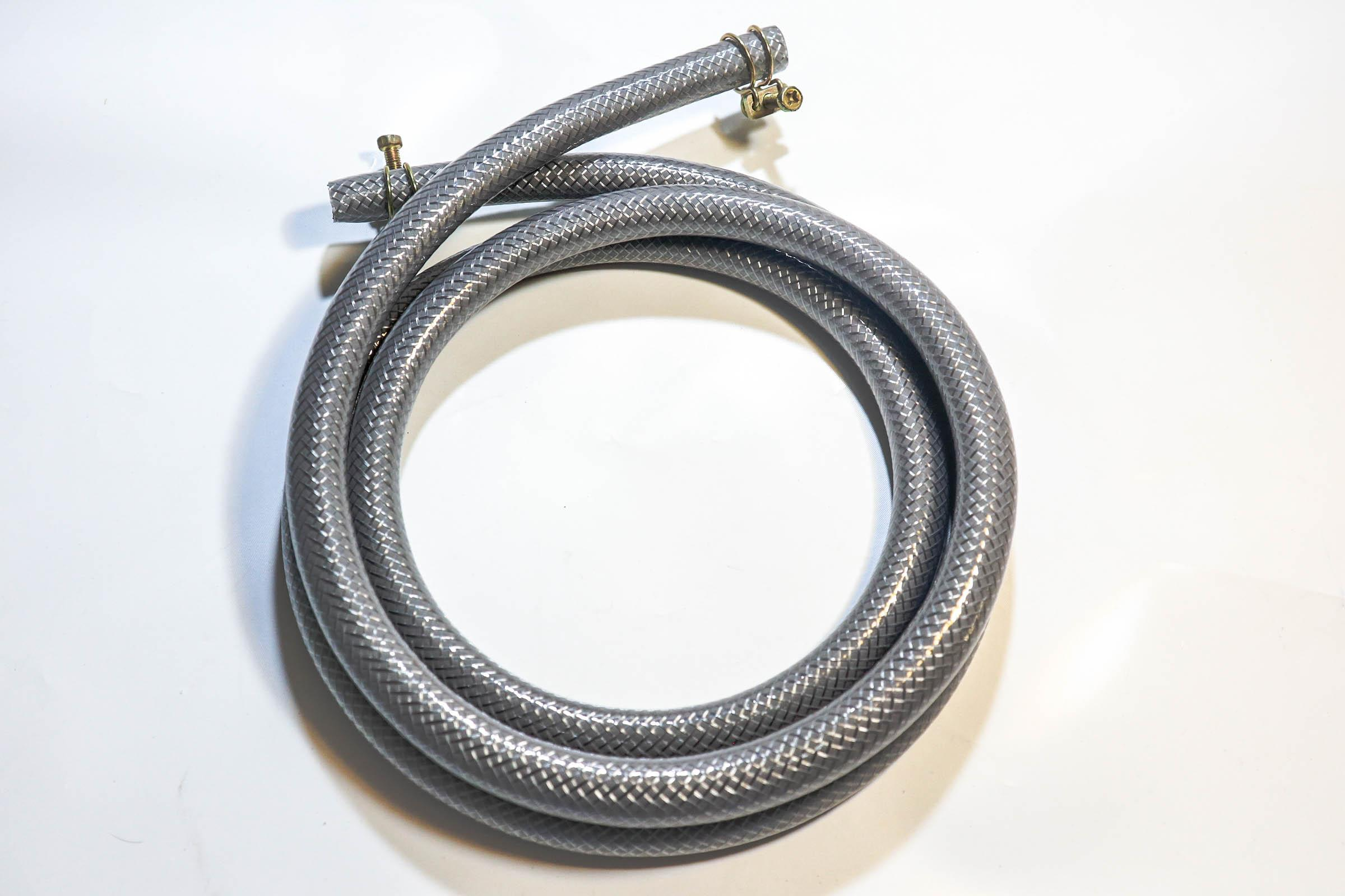 Lpg Gas Hose L Quality Stainless Braided Safety Hose 1.75m By Mp Marketing By Mp Marketing.