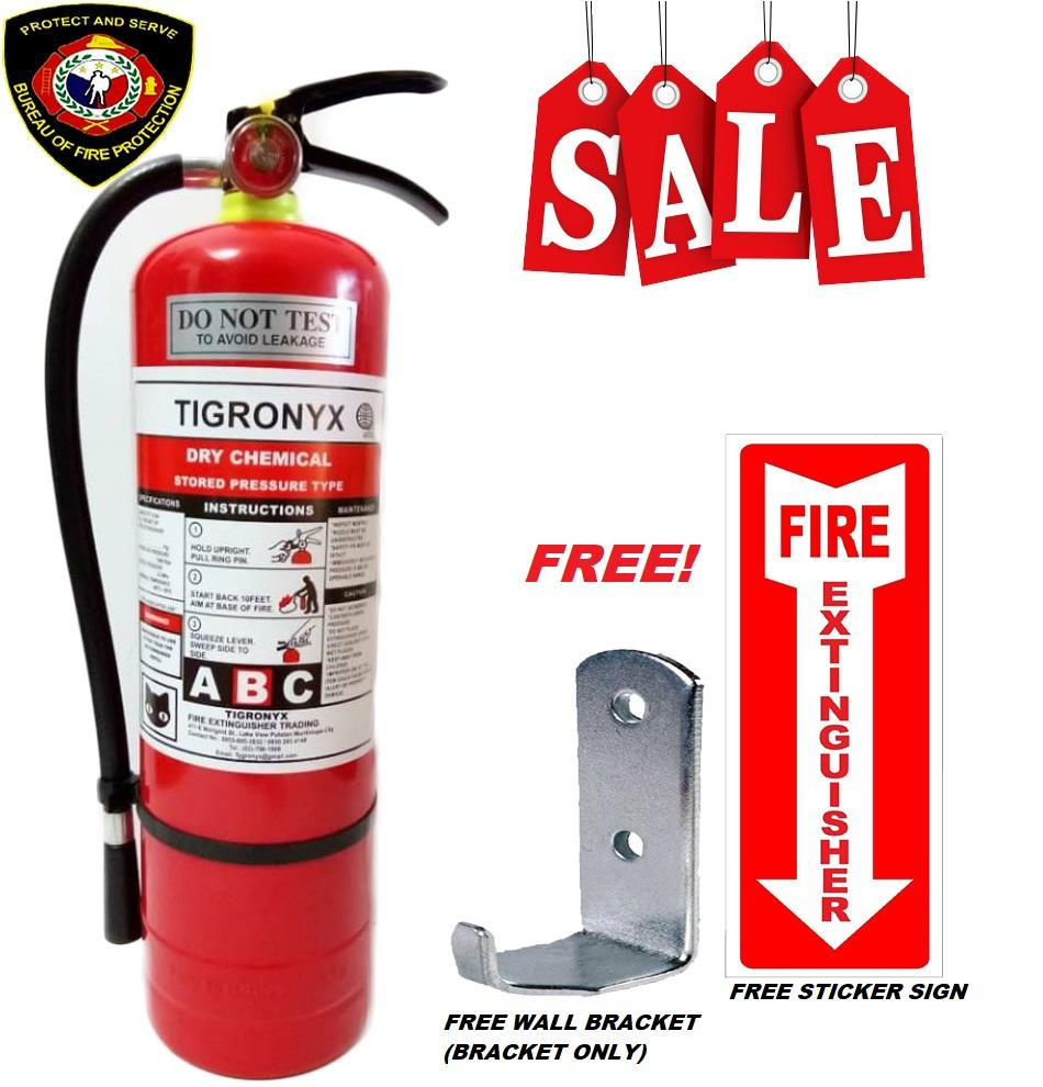 Fire Extinguisher Dry Chemical 10lbs Abc Type Affordable And Refillable By Chadasan Fire Safety.