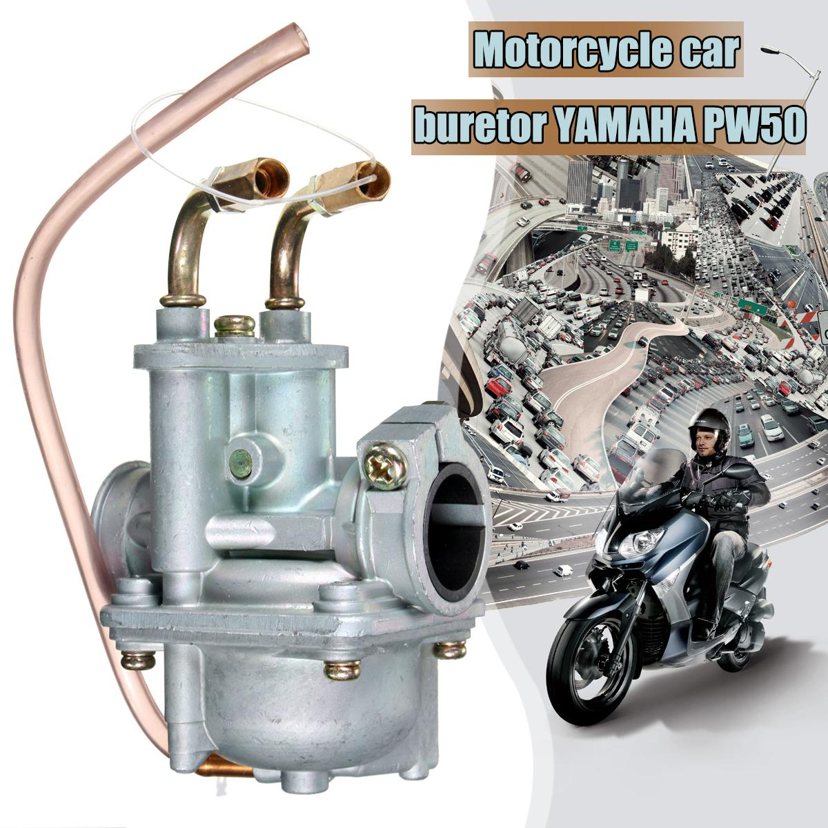 【Free Shipping + Flash Deal】Carburetor For Yamaha 1981-2009 PW50 PW 50 QT  50 Yzinger Motorcycle Carburetor