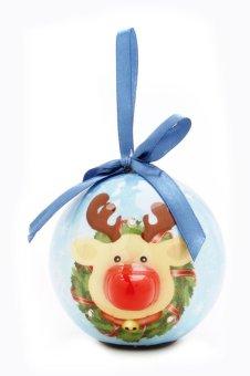 Perfect Holiday Collection LED Christmas Balls (Light Blue)