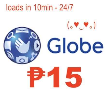 Gl0be/tm Regular Mobile Auto Load Max 15 Pesos By Acts29.