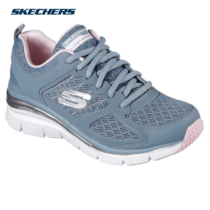 0e8bbd13c7b2 Skechers Women Fashion Fit - Not Afraid Sports Footwear 12713-SLT (Slate)