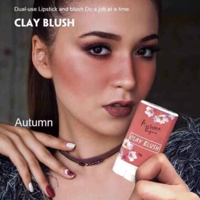 LUNA ORGANICS  CLAY BLUSH 30G Philippines