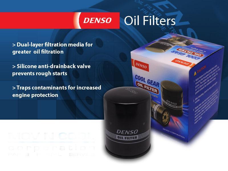 denso oil filter for toyota car (vios, altis, yaris, corolla 2000-