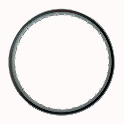 Comstar A-Type 1.60 x 17 Motorcycle Alloy Rim (Silver)