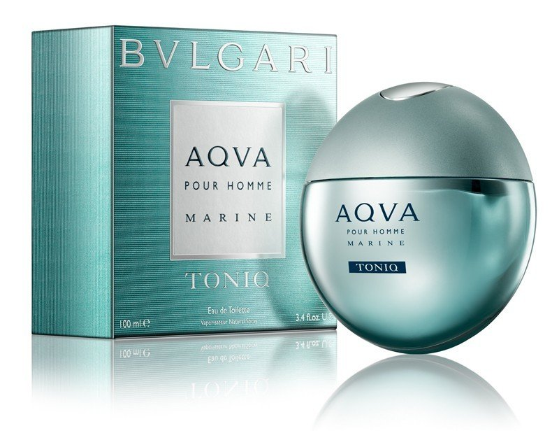 Bvlgari Aqua Marine Toniq Eau De Toilette For Men 100ml