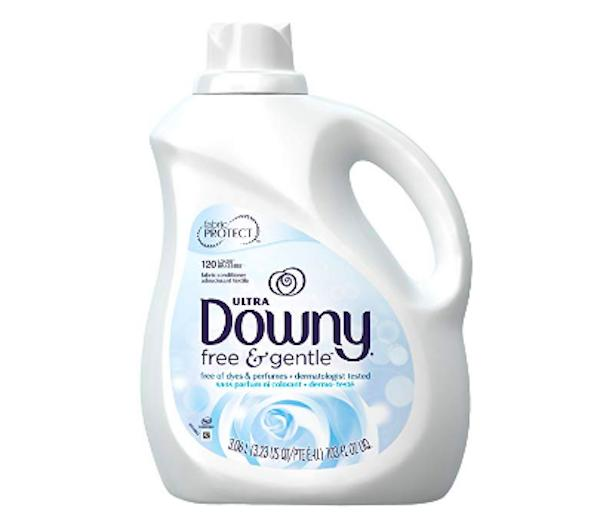 Downy Free & Gentle Fabric Conditioner, 120 Loads, 103 oz; 6.4 lbs Philippines