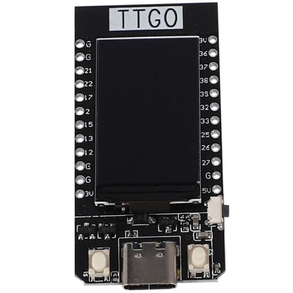 Bảng giá Ttgo T-Display Esp32 Wifi and Bluetooth Module Development Board for Arduino 1.14 Inch Lcd Phong Vũ