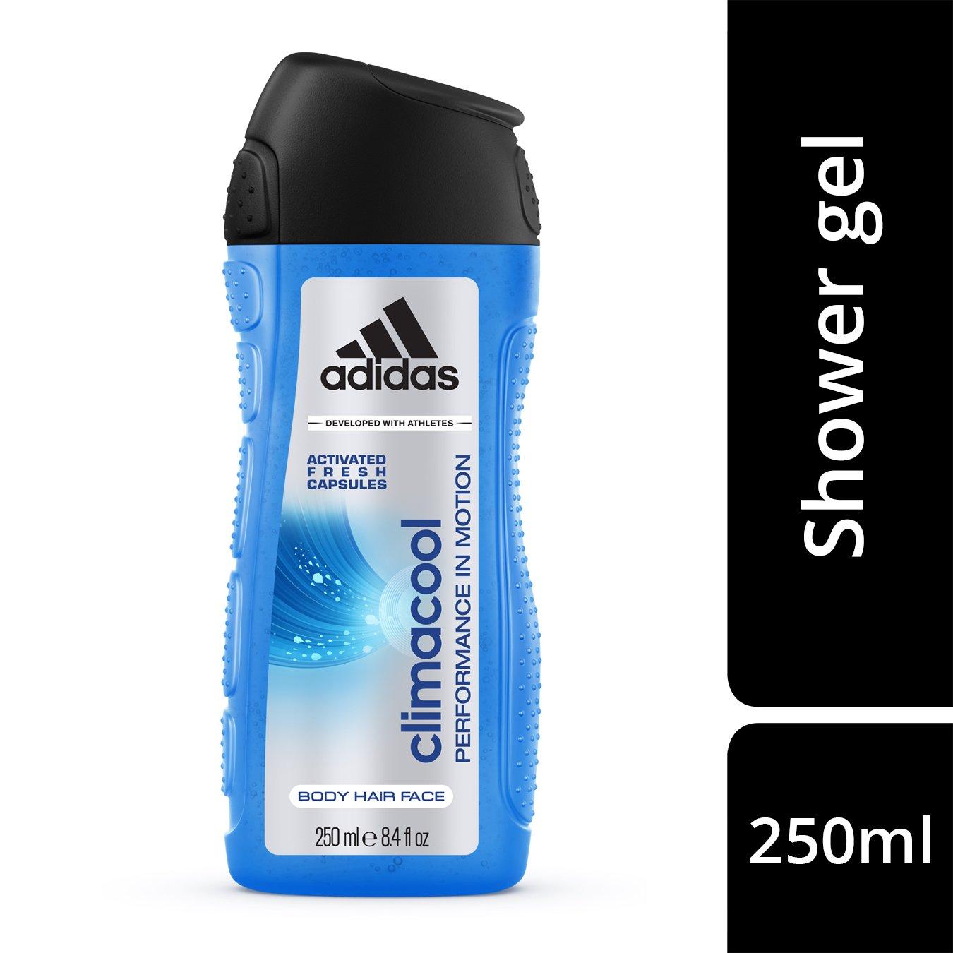 adidas climacool shower gel