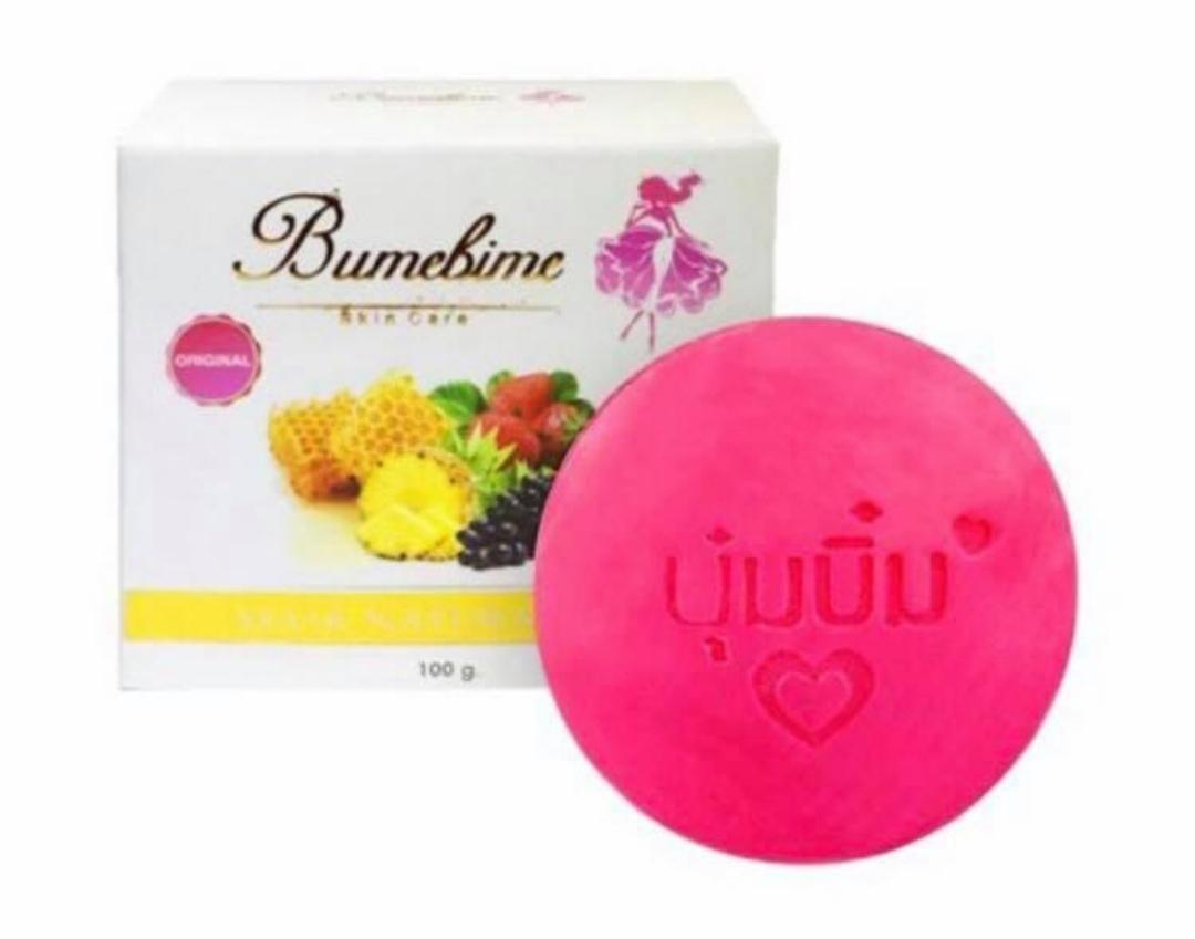 Authentic Bumebime Instant Whitening Soap 100g