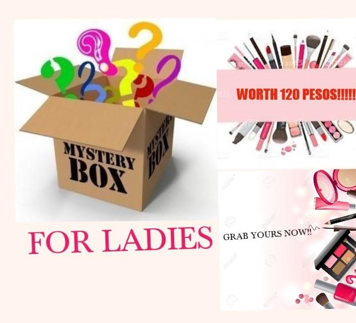 MYSTERY BOX FOR LADIES Philippines
