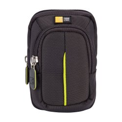 Case Logic DCB-302F Compact Camera Case with Storage (Anthracite)