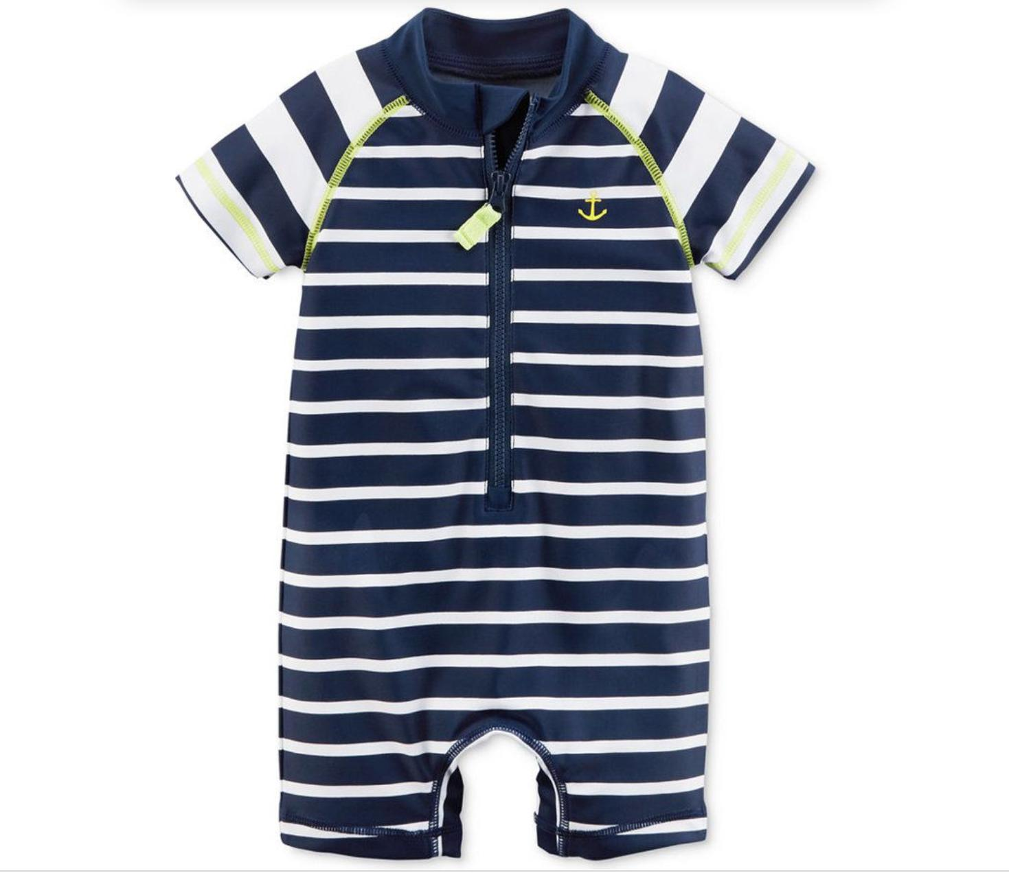 Carters Rash Guard By Baby Store Ph.